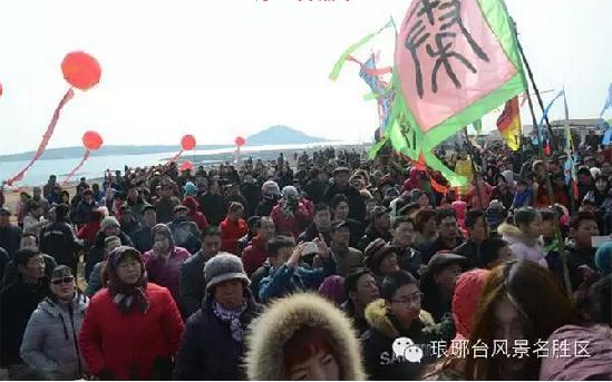 琅琊台风景区祈福法会暨祭海仪式隆重举行 - 青岛新闻